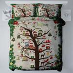 Owl Christmas DAC041289 Bedding Set