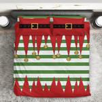 3D Christmas Elf DAC0412122 Bedding Set