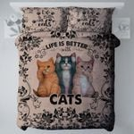 Cat DAC0412106 Bedding Set