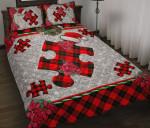 Autism Christmas PTC041201 Bedding Set