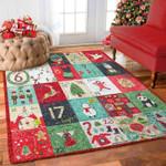 Christmas Plaid Pattern PTC041210 Rug