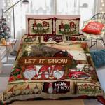 Let It Snow PTC041216 Bedding Set