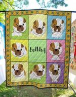Bulldog MMC051293 Fleece Blanket