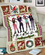 Black Girl Christmas MMC051290 Fleece Blanket
