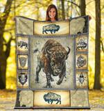 Bison MMC051267 Fleece Blanket