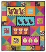Animal MMC51228 Quilt Blanket