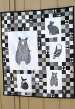 Animal MMC51230 Quilt Blanket