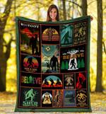 Bigfoot MMC051263 Fleece Blanket