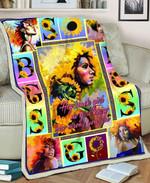 Black Girl MMC051270 Fleece Blanket