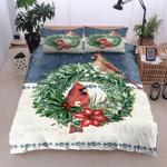 Cardinal Christmas MMC0512233 Bedding Set