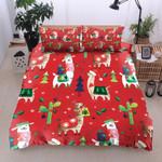 Alpaca Christmas MMC0512205 Bedding Set