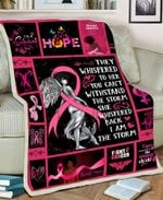 Black Girl MMC051284 Fleece Blanket