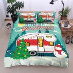 Camping Christmas MMC0512224 Bedding Set
