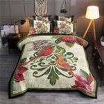 Cardinal Christmas MMC0512230 Bedding Set
