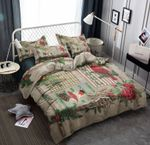 Cardinal Christmas MMC0512231 Bedding Set