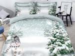 Christmas Snowman MMC0512276 Bedding Set