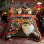 Cat Christmas MMC0512243 Bedding Set