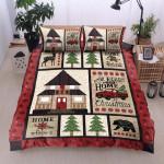 Car Bear Christmas MMC0512226 Bedding Set