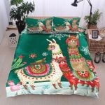 Alpaca Christmas MMC0512204 Bedding Set