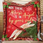 Christmas Dragonfly PTC051202 Quilt Blanket