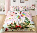 Christmas Unicorn PTC051206 Bedding Set