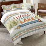Lovng Life At The Lake PTC051218 Bedding Set
