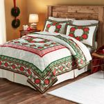 Posettion HOliday Flower PTC051224 Bedding Set