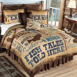 Lake Life Style PTC051217 Bedding Set