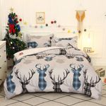 Christmas Reindeer PTC051205 Bedding Set