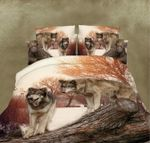 Wolf DAC05122 Bedding Set