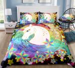 Unicorn In A Star DAC05125 Bedding Set