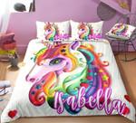 Unicorn Personalized DAC05124 Bedding Set