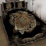 Turtle Mandala DPC051201 Bedding Set