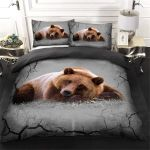 Bear MMC071201 Bedding Set