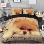 Pomeranian MMC0712188 Bedding Set