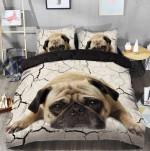Pug MMC0712193 Bedding Set