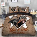Rottweiler MMC0712195 Bedding Set