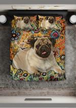 Pug MMC0712192 Bedding Set