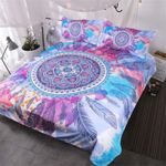 Bedding Mandala Feathers DTC0712679 Bedding Set