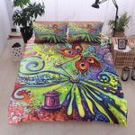 COLORFUL DRAGONFLY DTC0712654 Bedding Set