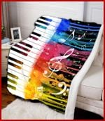 Music DTC0712409 Fleece Blanket