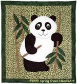 PANDA DTC0712314 Quilt Blanket