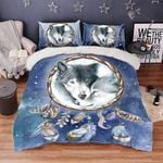 LOVING COUPLE WOLF DTC0712631 Bedding Set