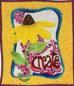 YELLOW FLOWER DTC0712302 Quilt Blanket