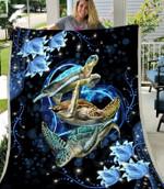 TURTLE DTC0712403 Fleece Blanket