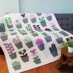 CACTUS DTC0712326 Quilt Blanket