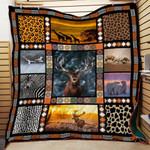 Animal and Wildlife DTC0712331 Quilt Blanket