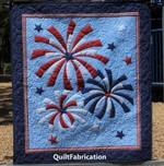 FIREWORK DTC0712317 Quilt Blanket