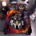 Galaxy Wolf DTC0712641 Bedding Set