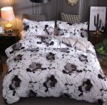 Black And White Color European DTC0712677 Bedding Set